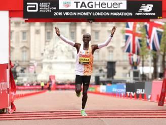 Wereldrecordhouder Kipchoge loopt in april marathon van Hamburg als laatste test voor Spelen