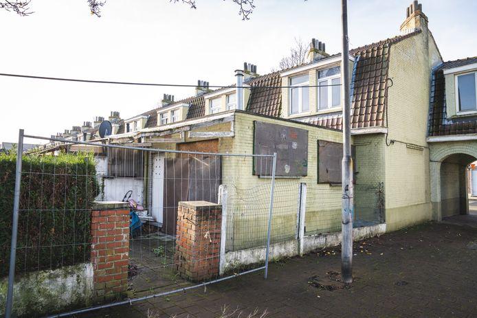 De sociale huisvestingsmaatschappij WoninGent verhuurde 17 ongeschikte panden.