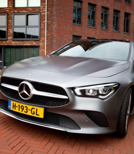 Test Mercedes CLA Shooting Brake: anders dan anders