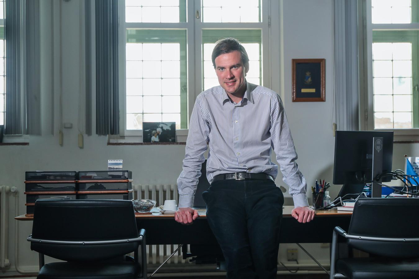 Burgemeester Mathias De Clercq