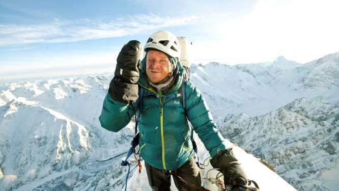 Franse bergbeklimster gered op 'killer mountain', klimpartner is spoorloos