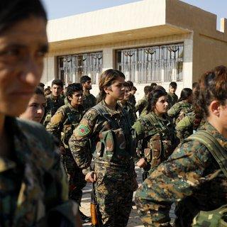 Koerdische strijders maken zich op voor aansluiting bij leger van oude vijand Assad