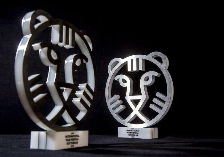 De Tiger Awards zijn de prijzen voor de beste (eerste of tweede) film van drie filmmakers van een editie van het International Film Festival Rotterdam. Beeld anp