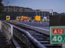 LIVE | Grote verkeerschaos in regio door afsluiting A12 blijft uit, files nemen af