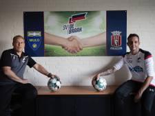 Trainers De Braak verlengen contract