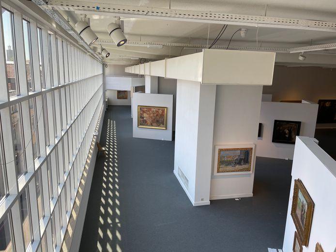 Het Oostendse museum Mu.Zee.