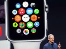 'Gouden Apple Watch minstens 1200 dollar'