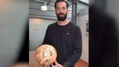 """De Houten Bal aflevering 15, met Ruud van Nistelrooy: """"Waar hij kwam, hij scoorde en werd bemind"""""""