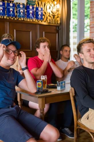 """Verslag van vier uur nagelbijten met de jeugdvrienden van Wout Van Aert: """"Woensdag halen we goud"""""""