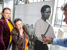Kippenvel bij familie van Constant Cremer, de eerste zwarte speler van Willem II: 'In dat elftal hoorde hij erbij'