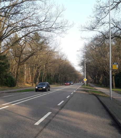 Asfalteren Wegh der Weegen uitgesteld wegens gebrek aan asfalt