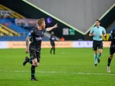Van der Venne bezorgt RKC met schitterende pegel een punt tegen Vitesse
