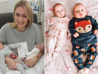 Zwanger worden terwijl je al in verwachting bent? Het kan, toont deze Britse vrouw (39)
