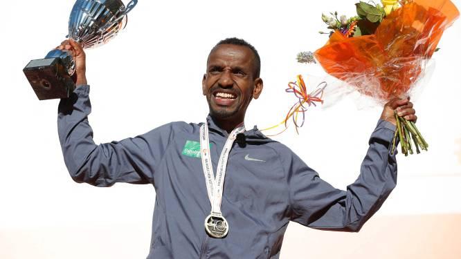 """Bashir Abdi beloond met Nationale Trofee voor Sportverdienste: """"Erkenning is heel motiverend"""""""