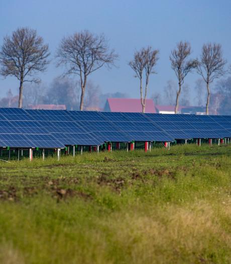 Plan voor vierde zonnepark voor Lochem