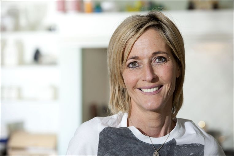 """Grete Remen, CEO van het voedingsbedrijf Damhert, verzet zich tegen de """"hoogdag van de graaicultuur"""". Beeld photo_news"""