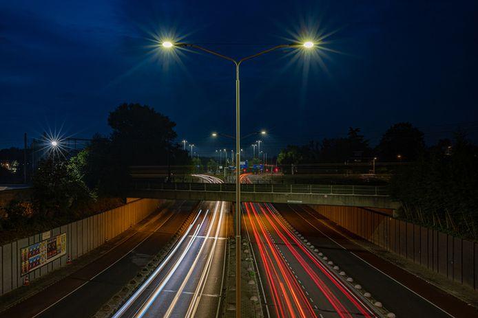 Insulindetunnel in Eindhoven (lezersfoto).