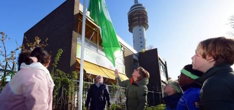 Basisschool Zilverlinde is Eco-school en hijst de Groene Vlag