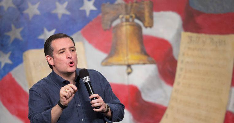 Ted Cruz. Beeld afp