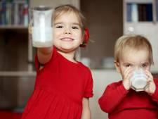 'Kinderen die volle melk drinken lopen minder risico op overgewicht'