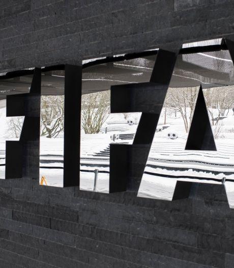 FIFA haalt weer 57 sporters weg uit Afghanistan