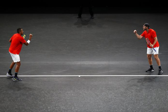 Getty Images for Laver Cup