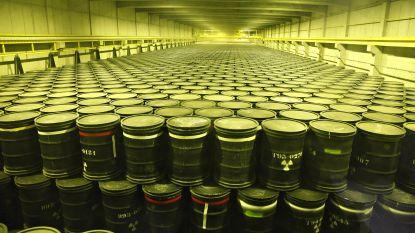 Opslag van nucleair afval kost minstens 8 miljard euro
