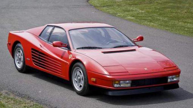 Ferrari verliest patent op merknaam Testarossa