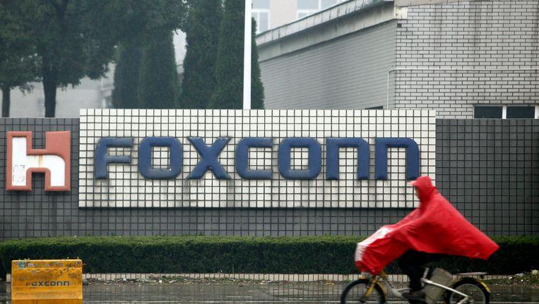 Foxconn. Beeld EPA