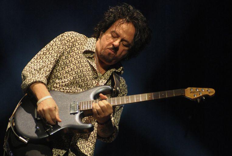 Steve Lukather. Beeld ANP