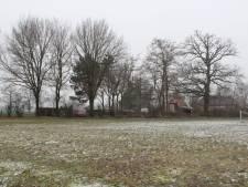 Schoorsteenbrand in boerderij in Holten