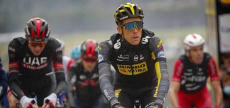 Tour de France: Kruijswijk jette l'éponge, plus que trois équipiers pour Wout Van Aert