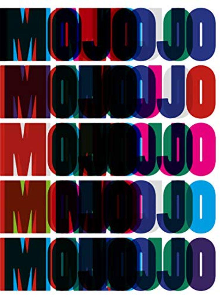 Het boek Mojo Concerts van Gideon Karting. Mojo €24,99.  Beeld rv