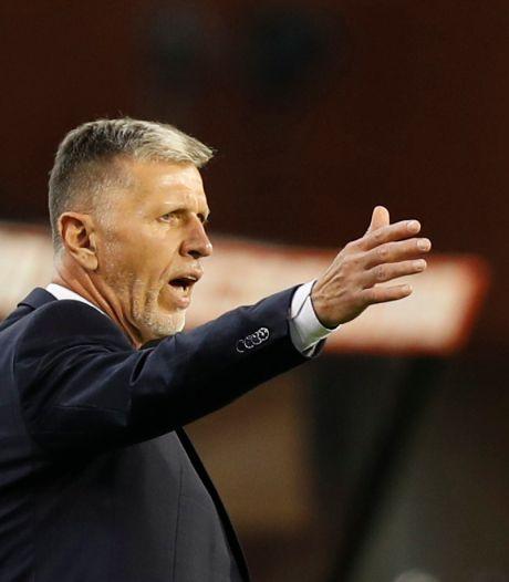 """Jaroslav Silhavy: """"La Belgique a montré qu'elle n'est pas N.1 mondiale pour rien"""""""
