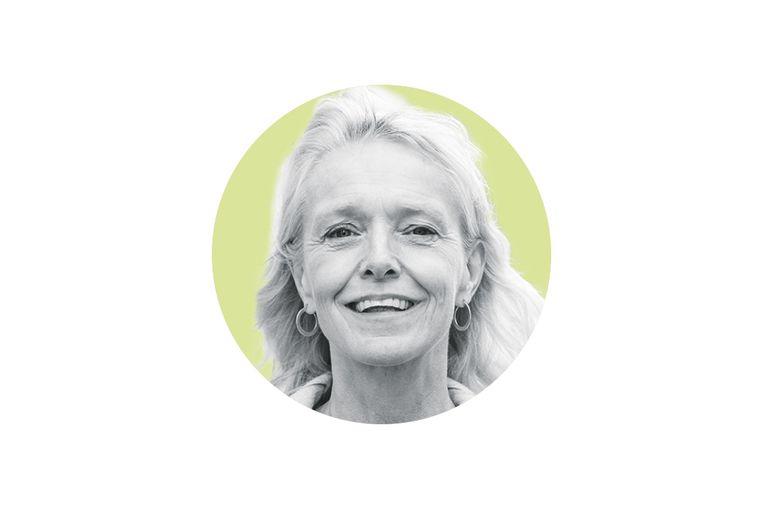 Silvia van der Heiden. Beeld Brunopress