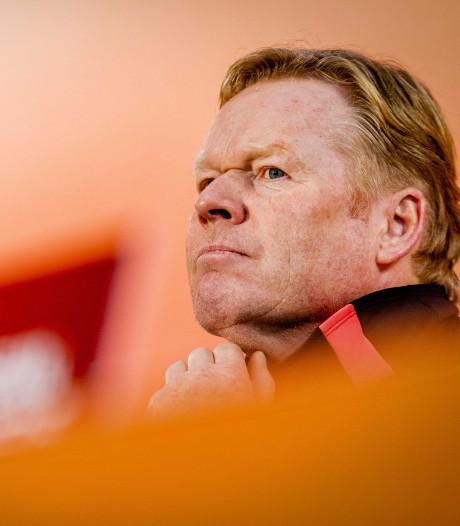 Oranje kijkt vooruit: 'We gaan tegen Estland iets anders doen'