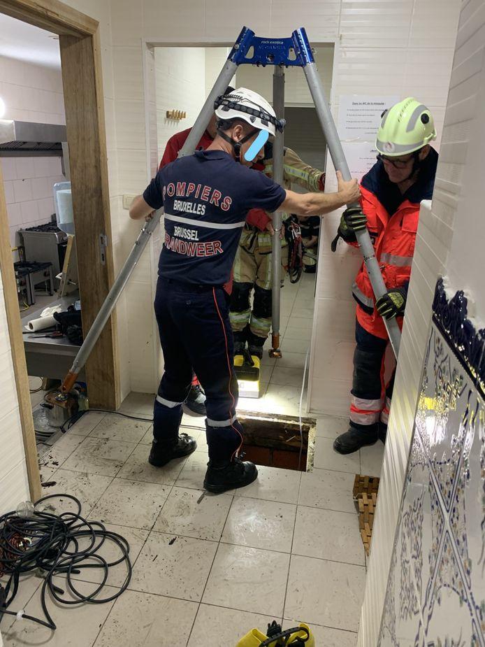 Pompiers de Bruxelles