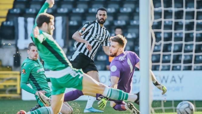 """Merksemnaar Elisha Sam promoveert niet met Notts County na nederlaag in halve finale van de play-offs: """"Ons seizoen is mislukt"""""""