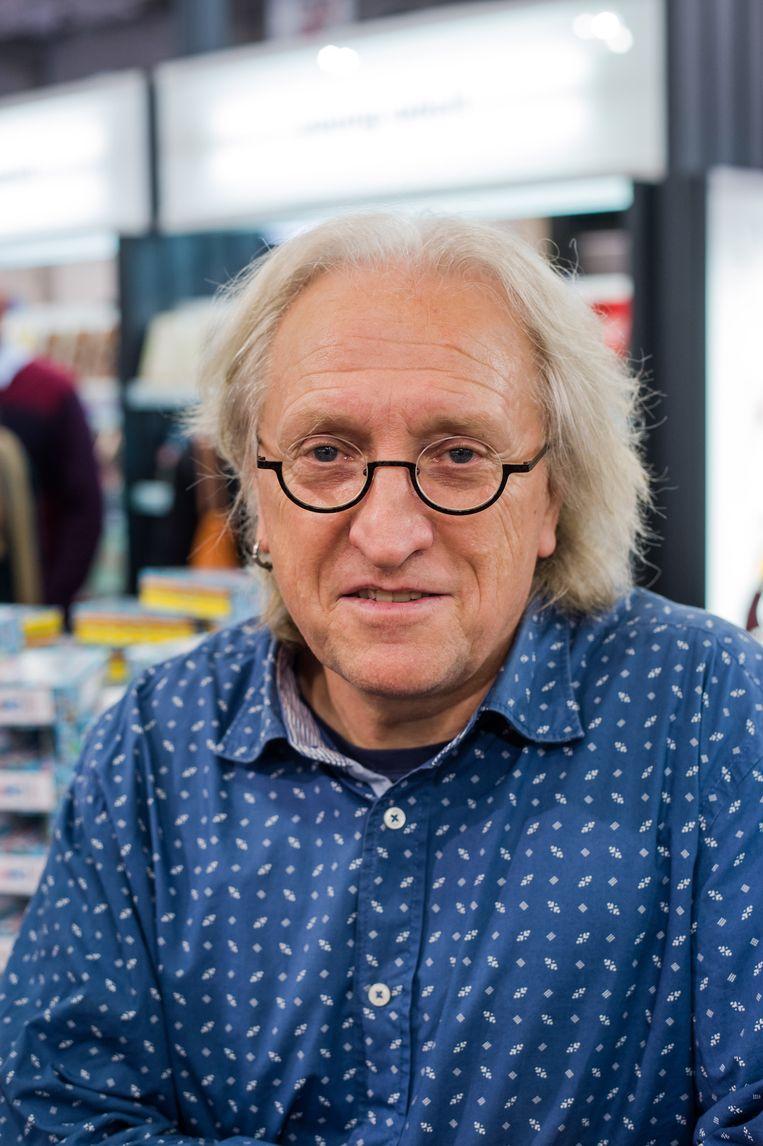 Marc de Bel is een van de meest succesvolle jeugdschrijvers. 'De moord op miss België' is zijn eerste boek voor volwassenen. Beeld BELGA