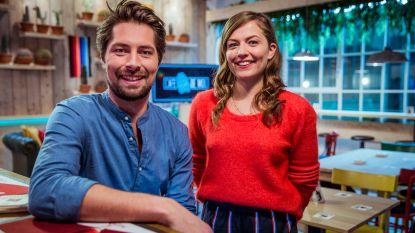 Gilles Van Bouwel en Frances Lefebure openen Café De Mol
