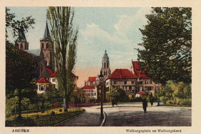 Arnhem oud... Foto: Ronald Wilfred Jansen.