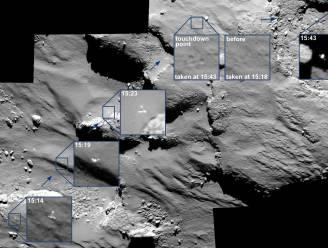 Eerste verrassende ontdekking voor komeetlander Philae