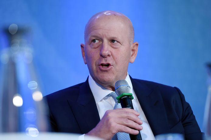 David Solomon, PDG de la banque américaine Goldman Sachs, a tenu à réagir publiquement au mécontentement d'une partie de son personnel, exténué par des horaires inhumains
