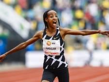 Met wereldrecord onderstreept Hassan favorietenrol voor Spelen: 'Ik ben echt zo gelukkig'