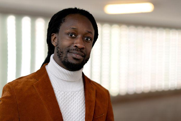 Portret van Akwasi