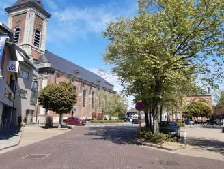 Veiliger verkeer in dorpskern Evergem: breder voetpad, fietsstraat en nieuwe voorrangsregels op komst