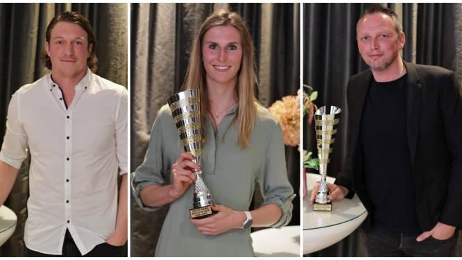 OVERZICHT. D'Hulst en Van Avermaet beste spelers en Depestele beste coach: dit zijn alle laureaten van de Volleyproms