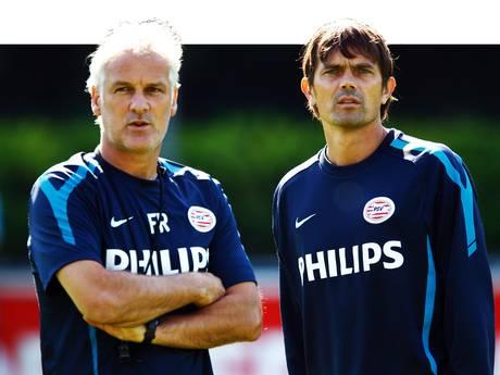 Rutten: PSV zal niet schrikken van de entourage in De Kuip