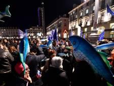 """""""Les Sardines"""" mettent le cap sur Bruxelles"""
