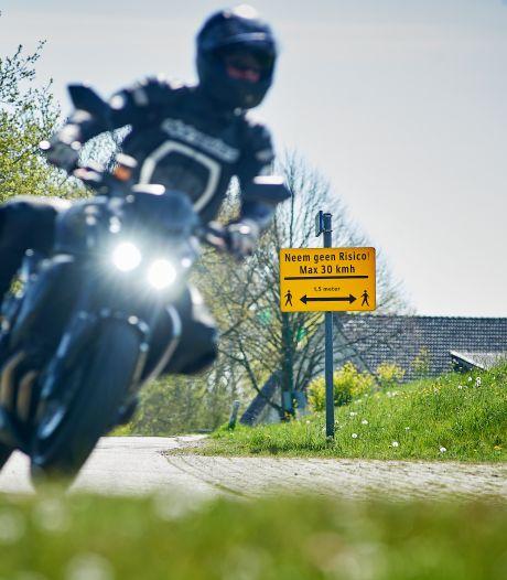 'Vijfheerenlanden moet overlast van motoren landelijk onder de aandacht brengen'